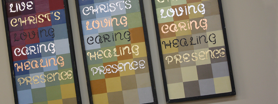 Striving to Live Christ's Caring Healing Presence
